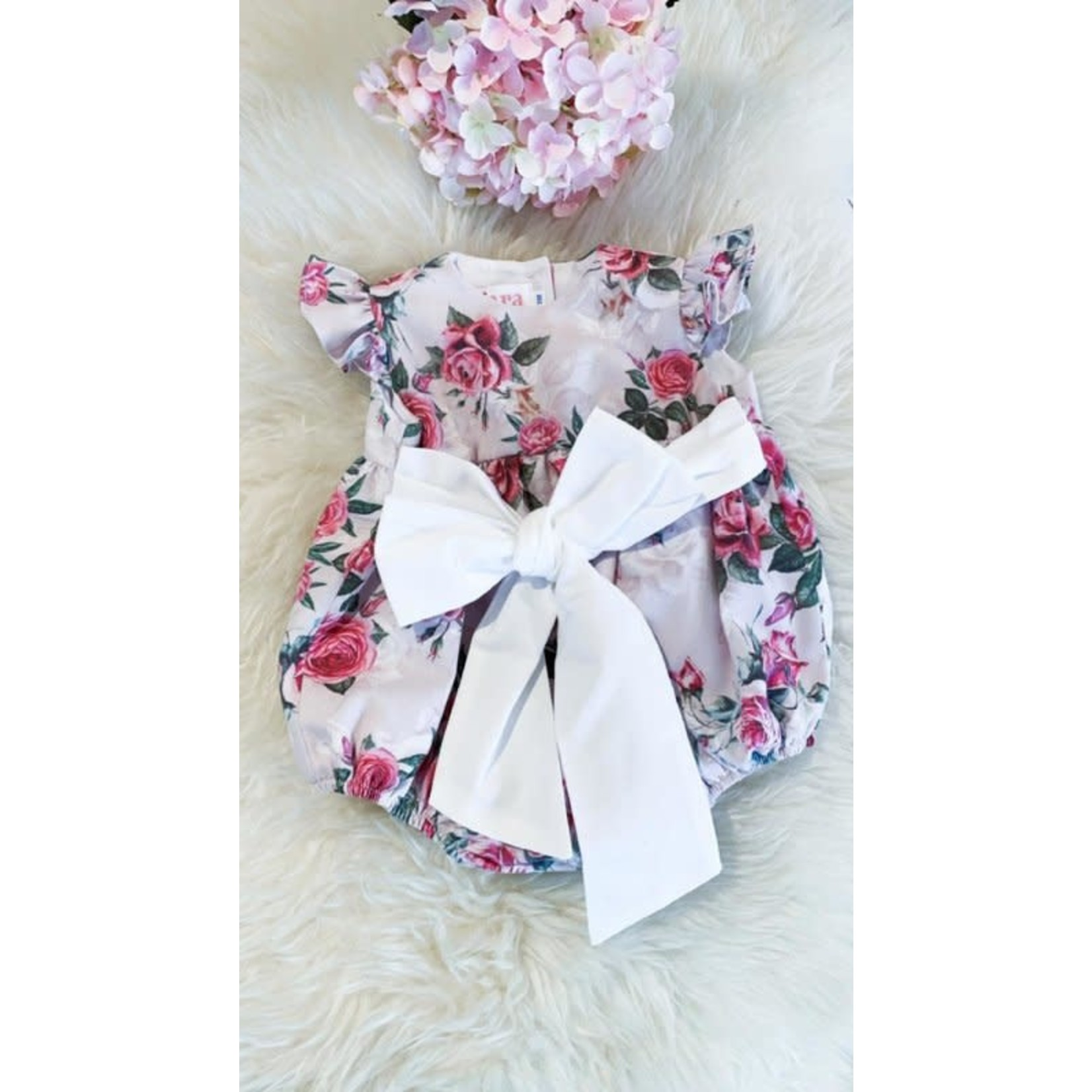 Petite Zara Romper Iris - Petite Zara Label