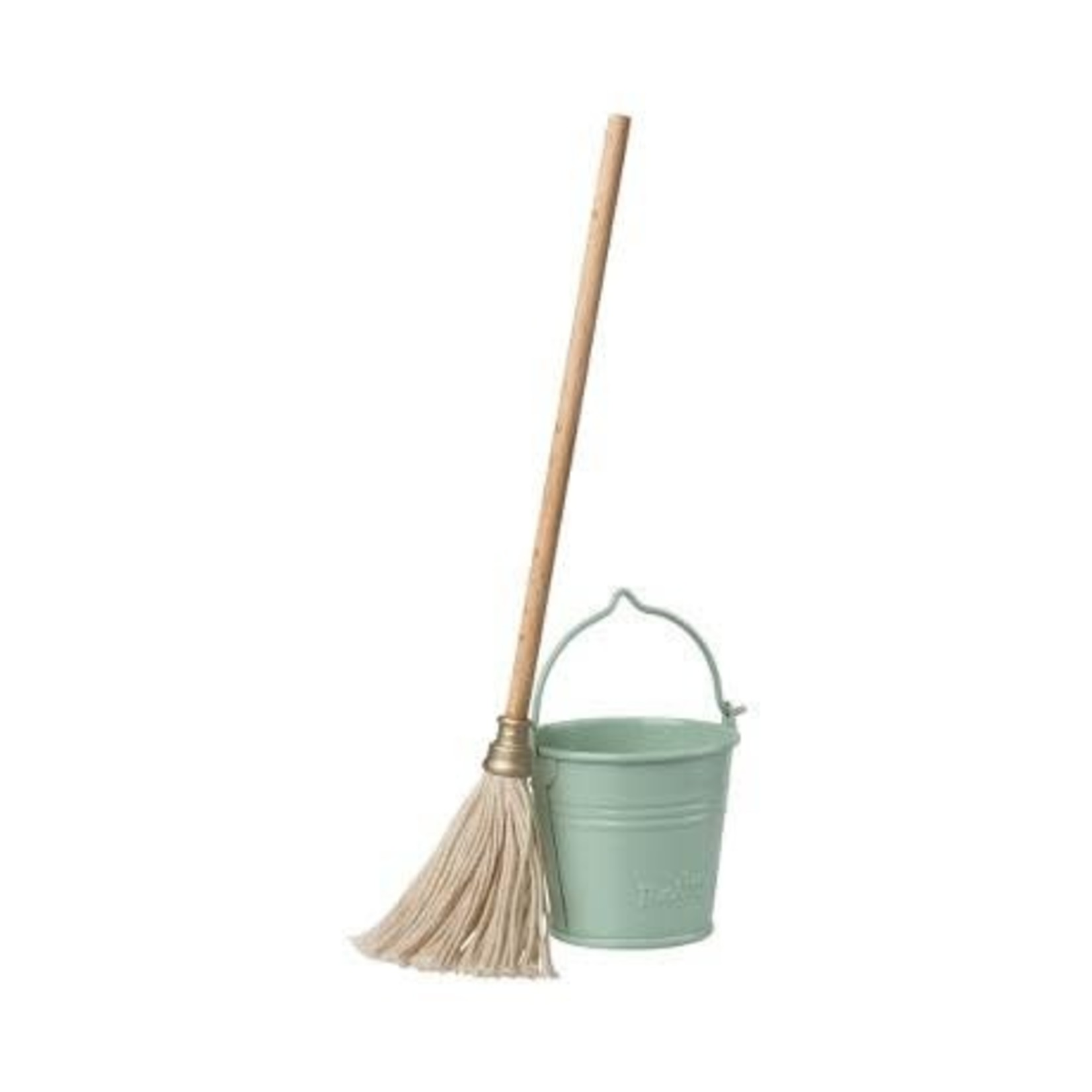 Maileg Bucket & Mop - Maileg