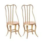 Vintage Chair, Gold - Maileg