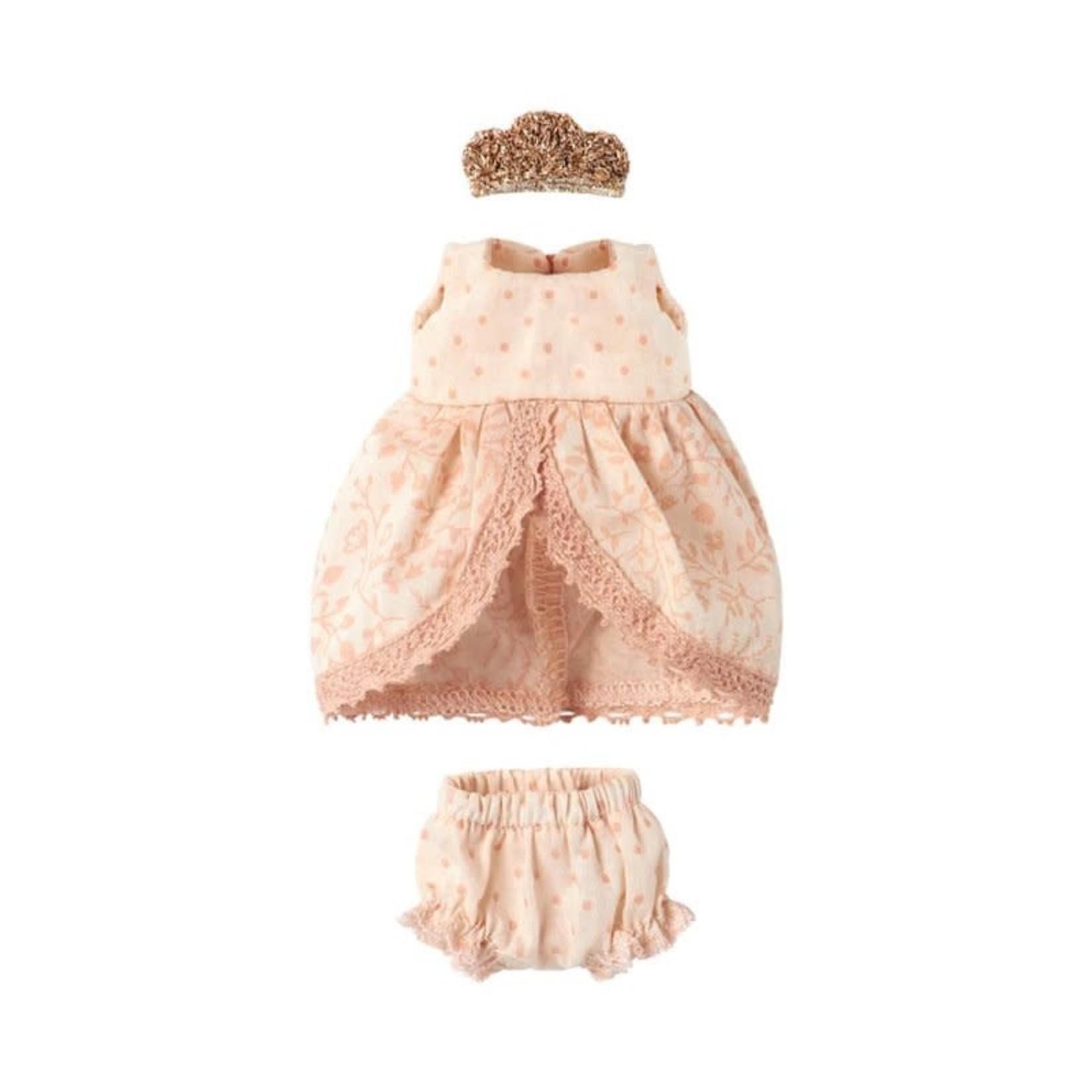 Maileg Micro & Mouse, Princess Dress - Maileg