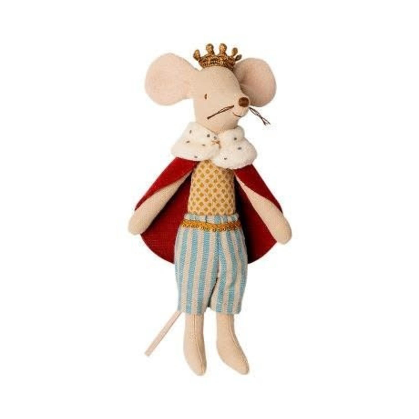 Maileg King Mouse - Maileg