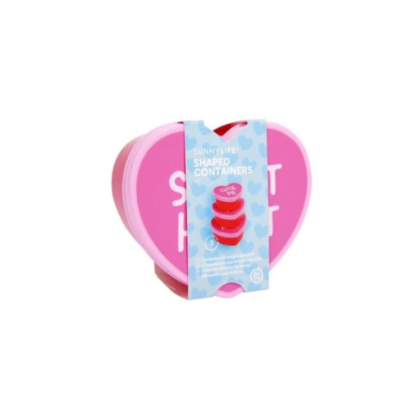 Sunnylife Heart Boxes