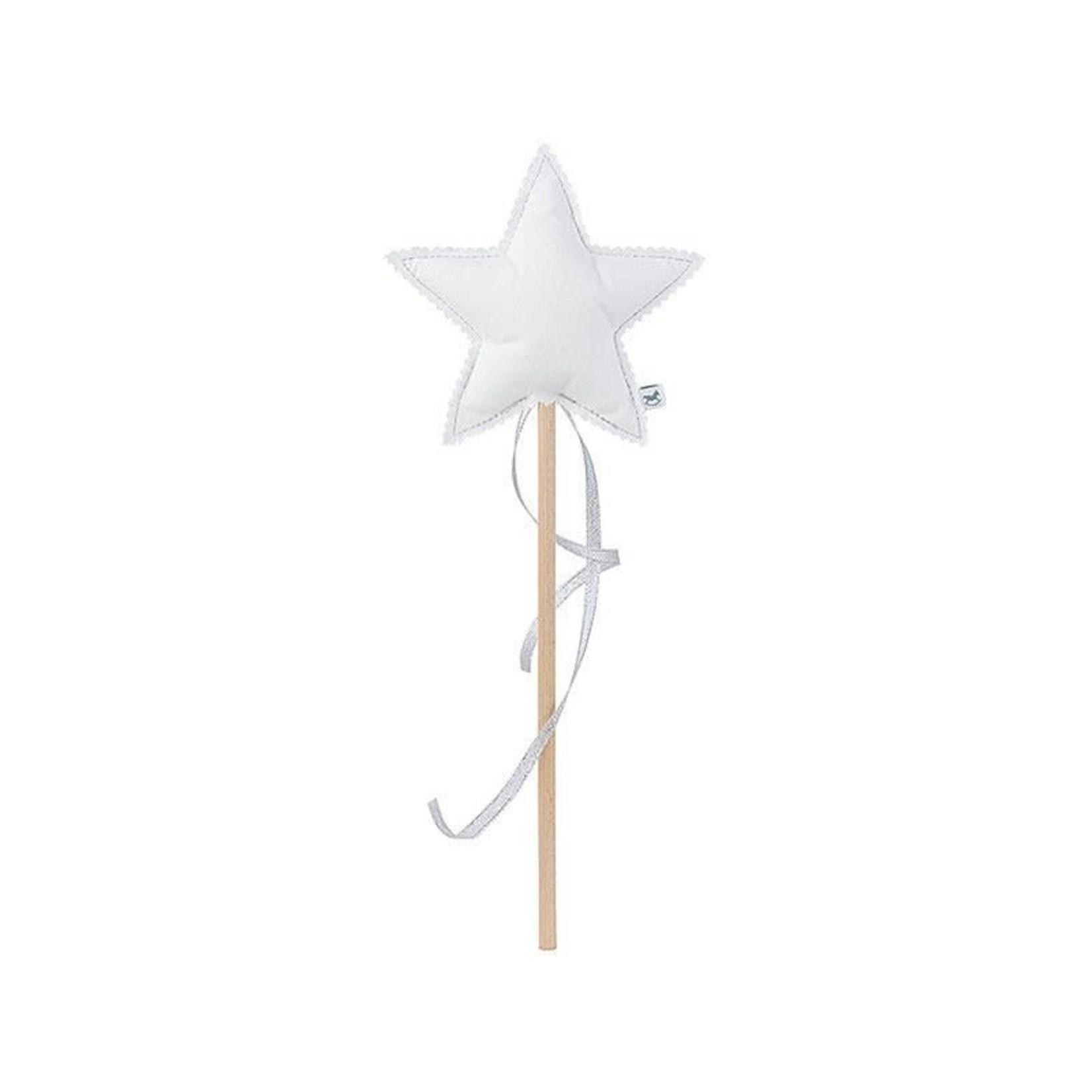 Sunnylife Linen Magic wand - White