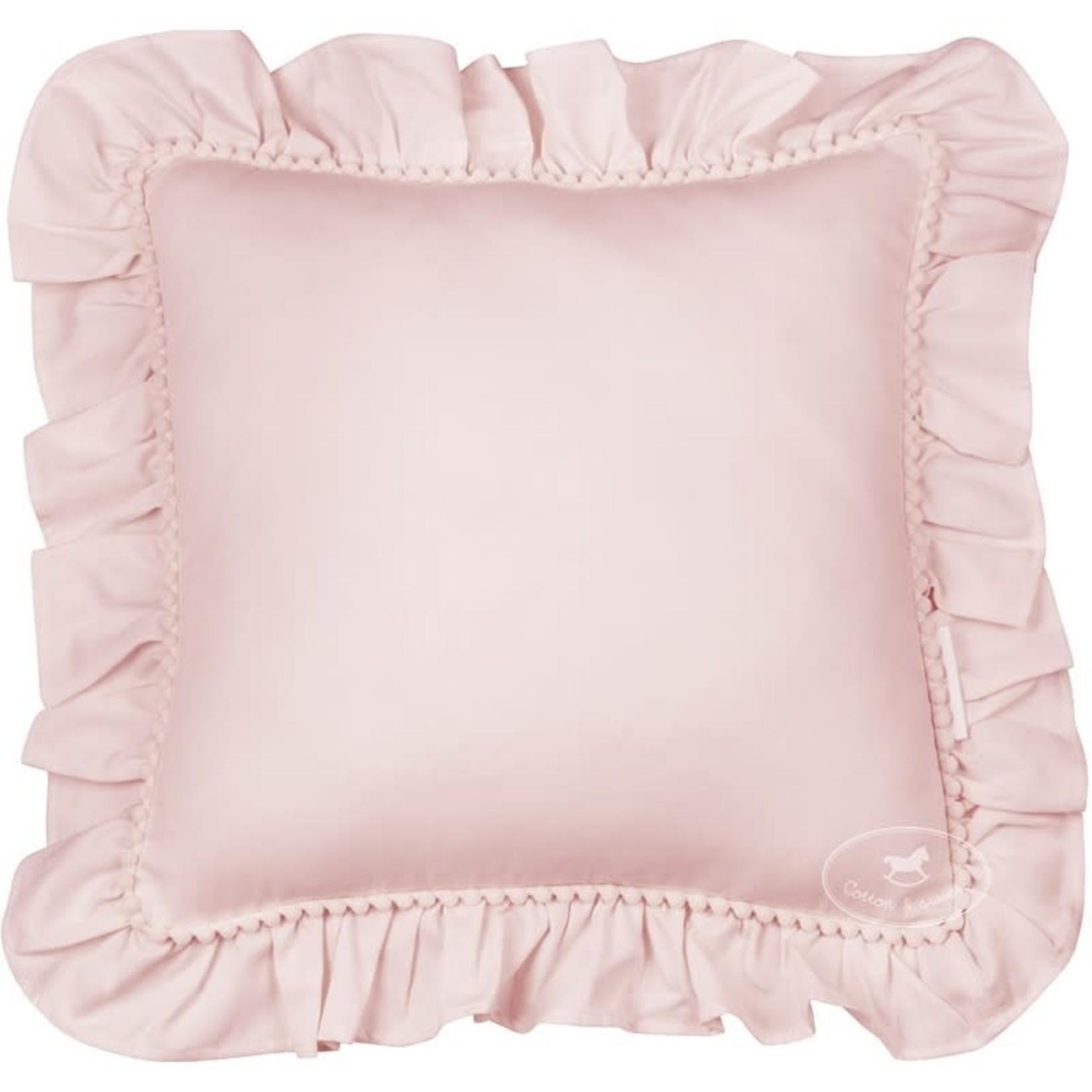 Cotton & Sweets Pillow Boho - Powder Pink