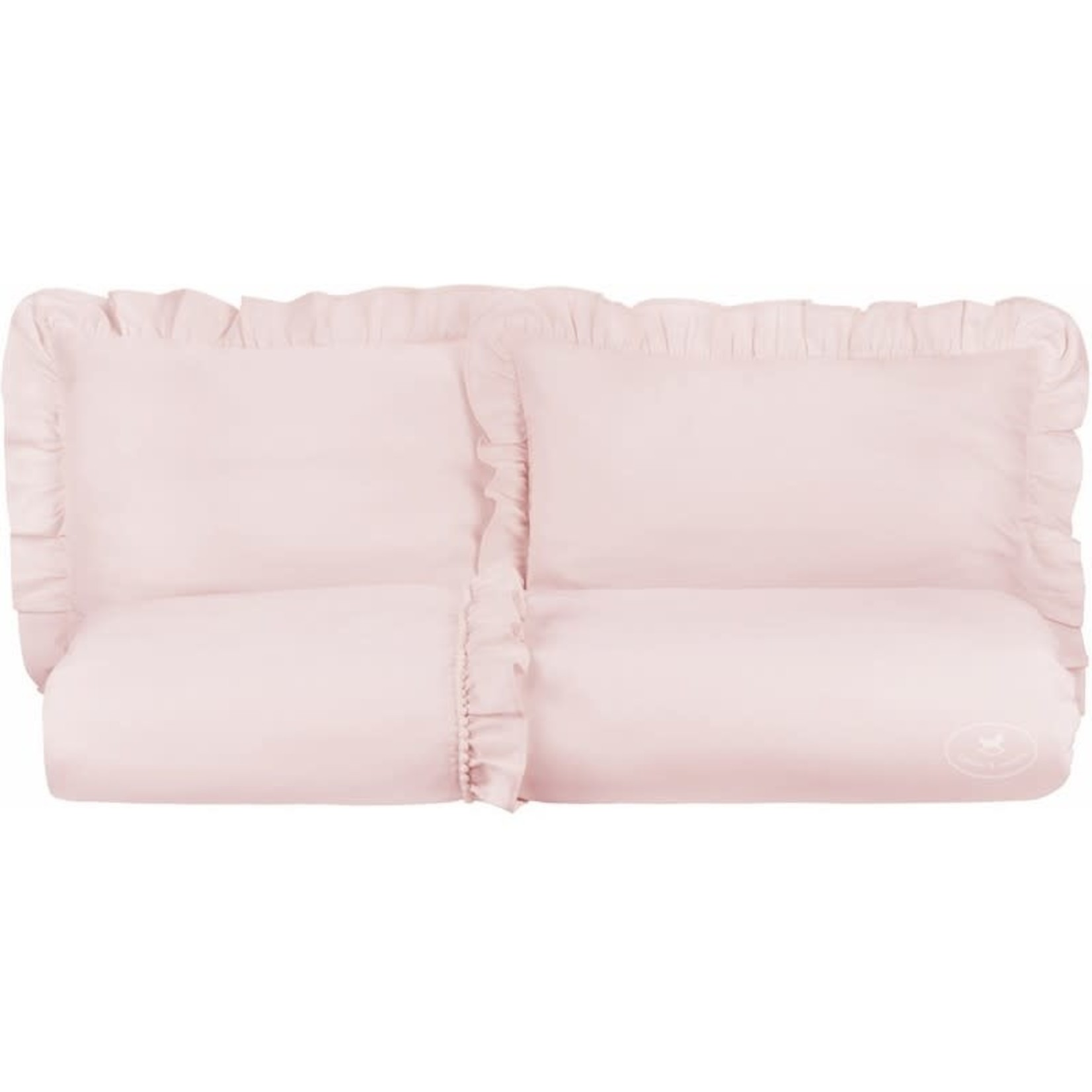Cotton & Sweets Sheets Powder Pink Boho