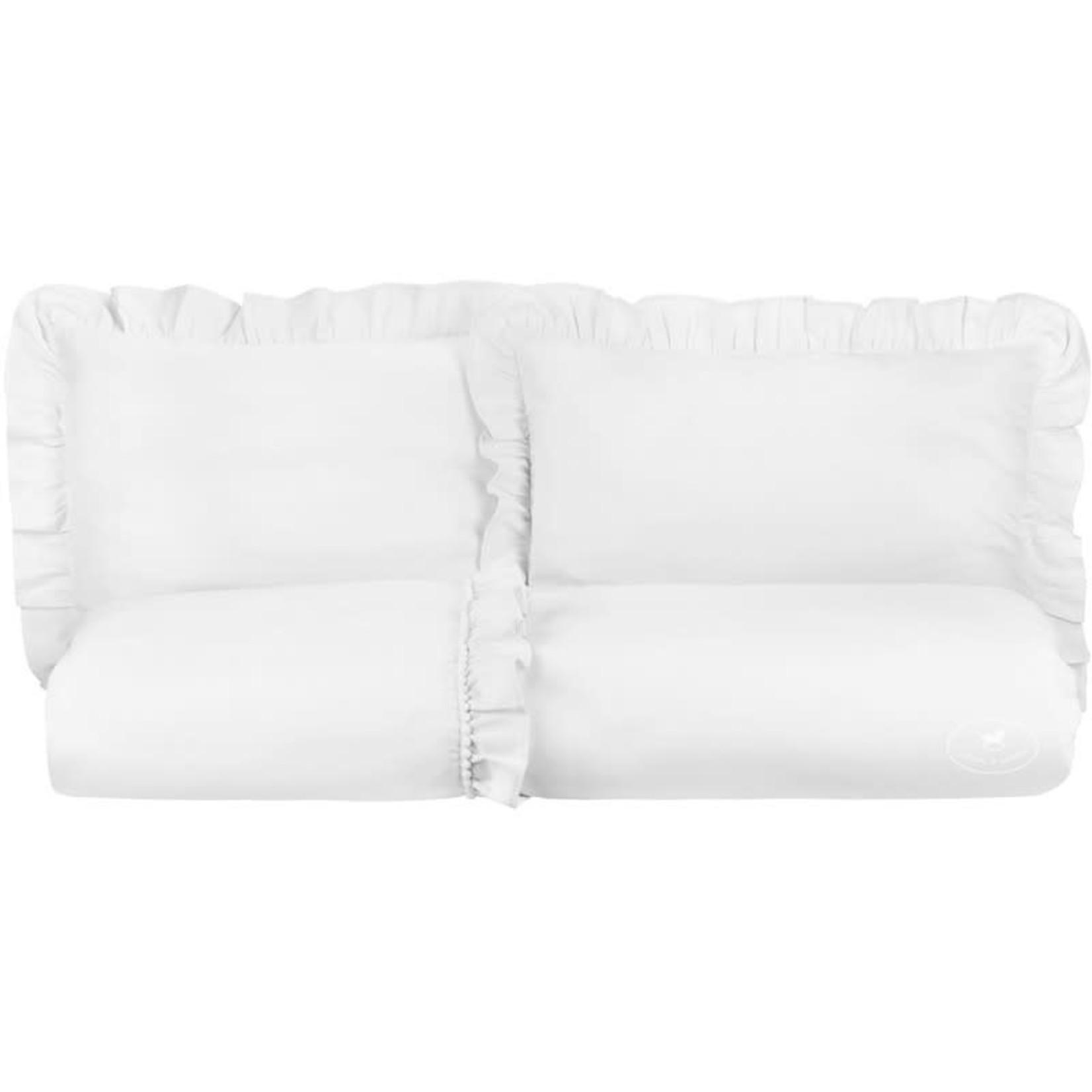 Cotton & Sweets Sheets White  Boho