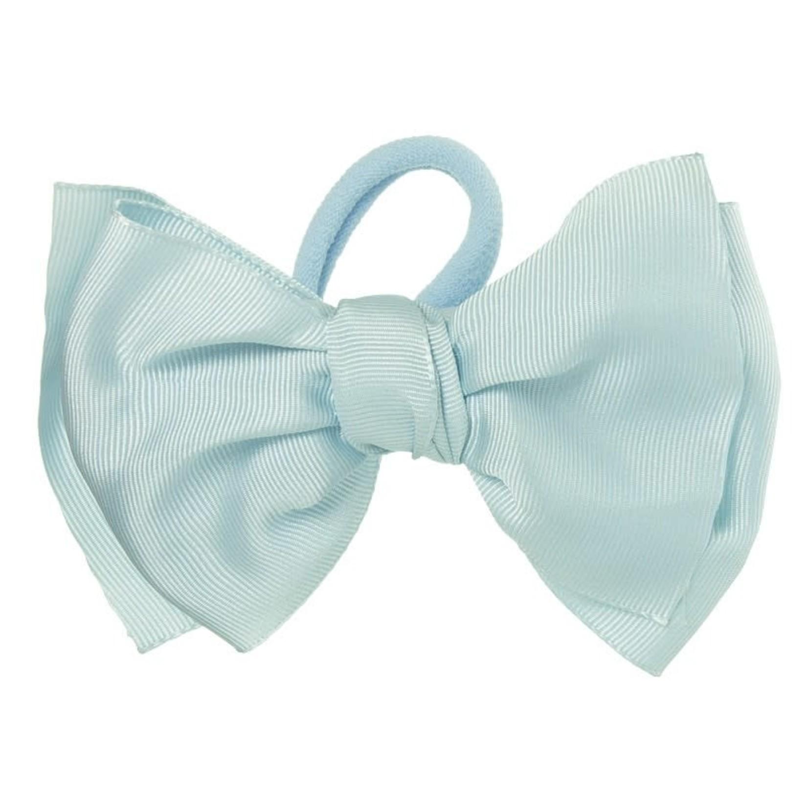 Siena Hair Bow - Baby Blue