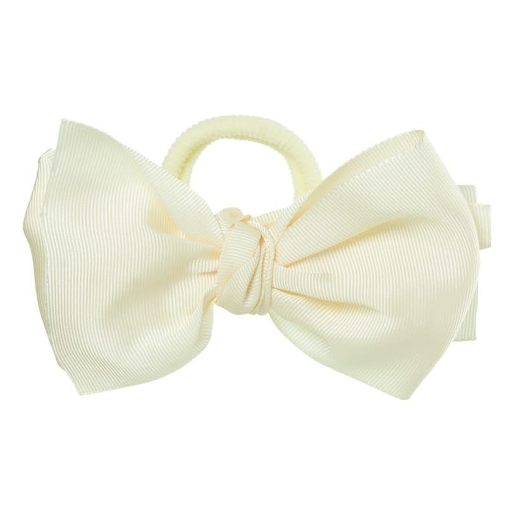 Siena Hair Bow - Ivory