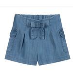 Mayoral Jeans Short Blue