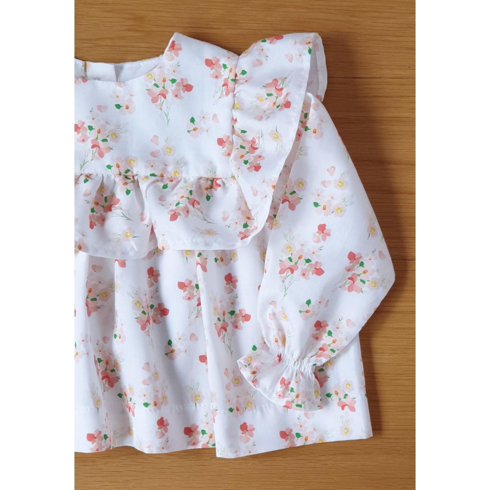 Camellia Blouse Sarita