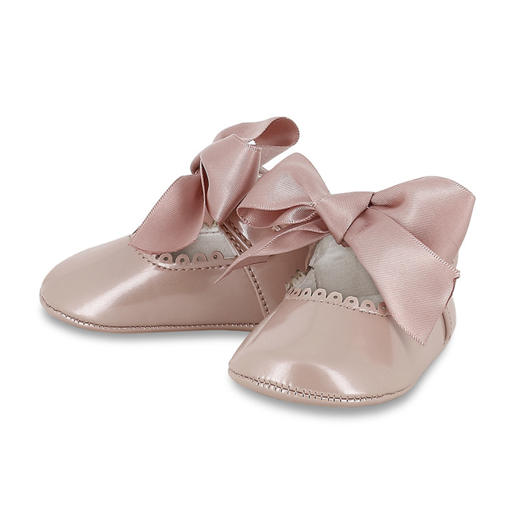 Mayoral Baby Shoe - Dusty Pink