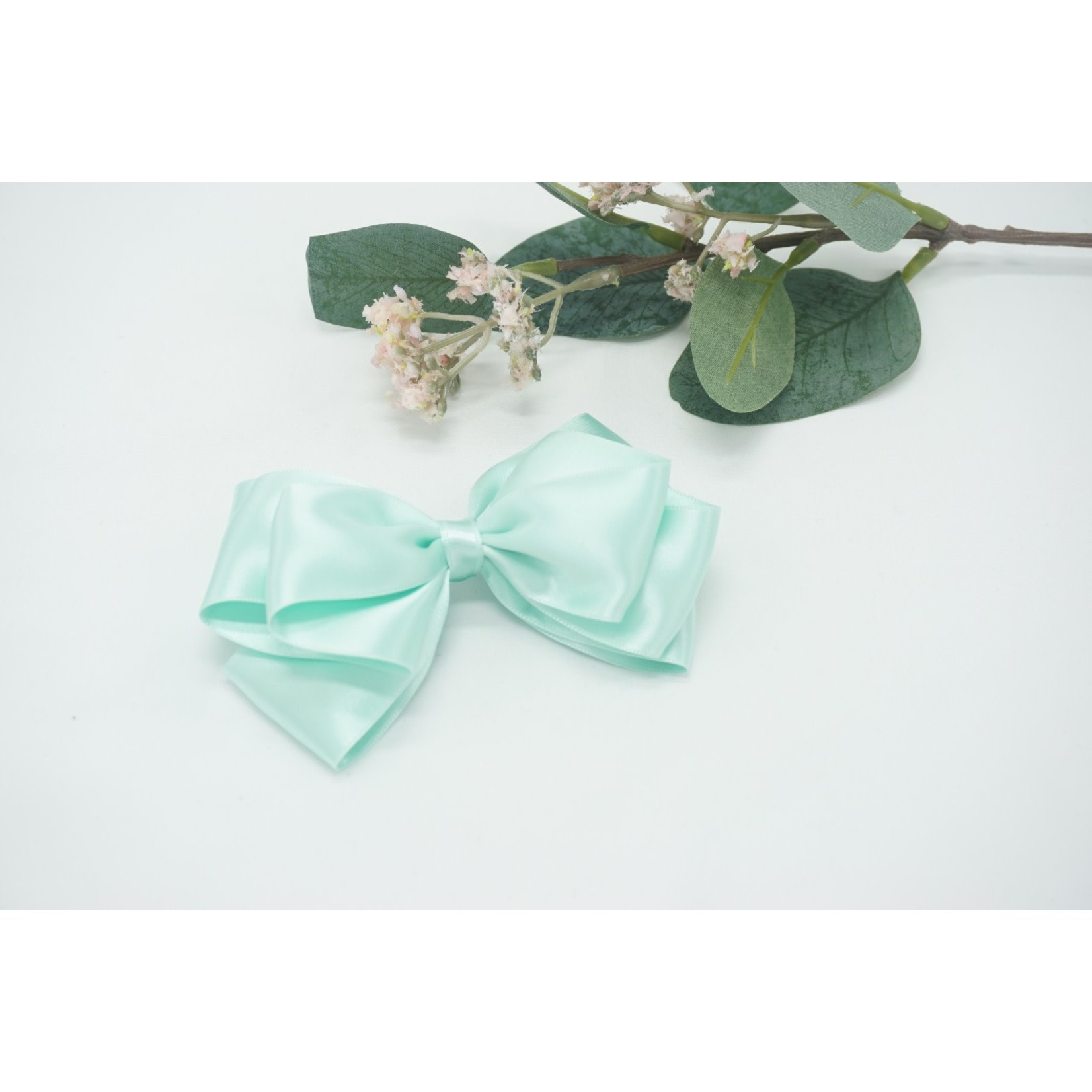 Petite Zara Butterfly Bow - Jade Green 12cm