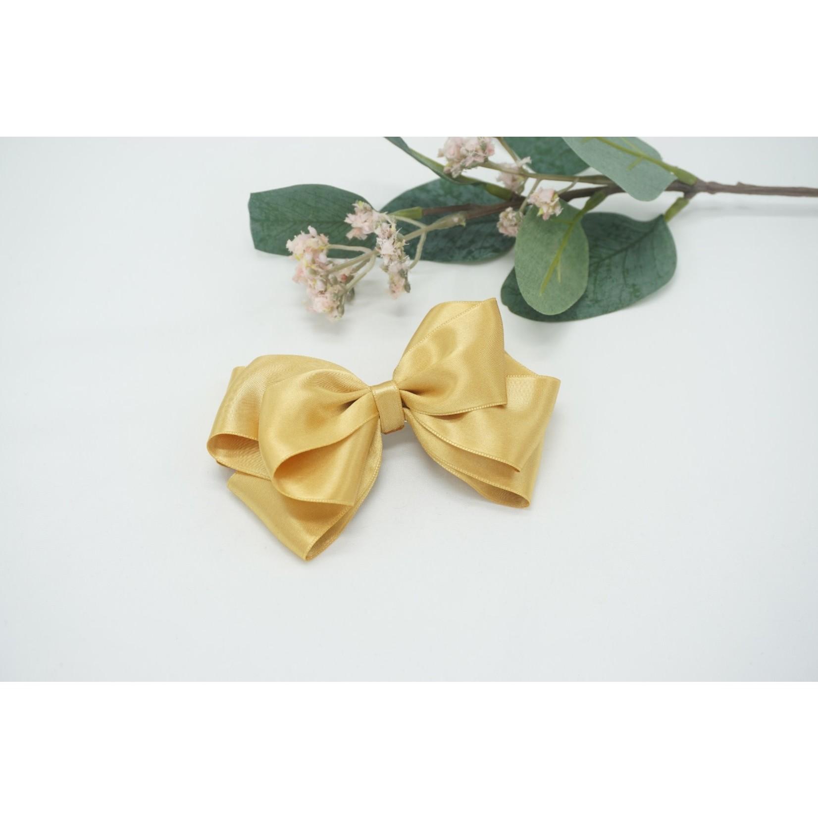 Butterfly Bow - Musterd 12 cm