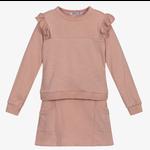 Pink Cotton Jersey Set - Babidu