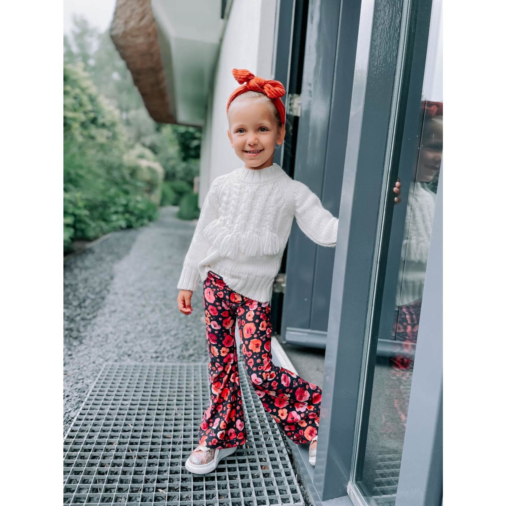 Petite Zara Flared Pants Juliette - Petite Zara