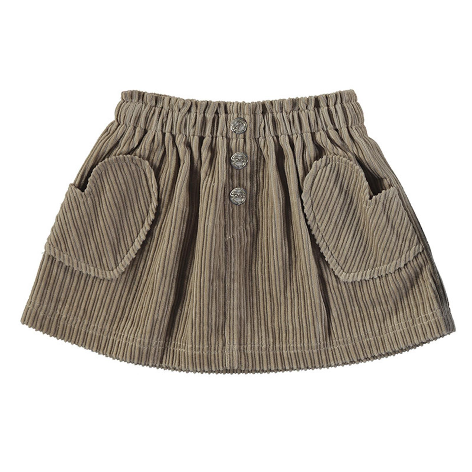 Corduroy skirt Kris - Mayoral
