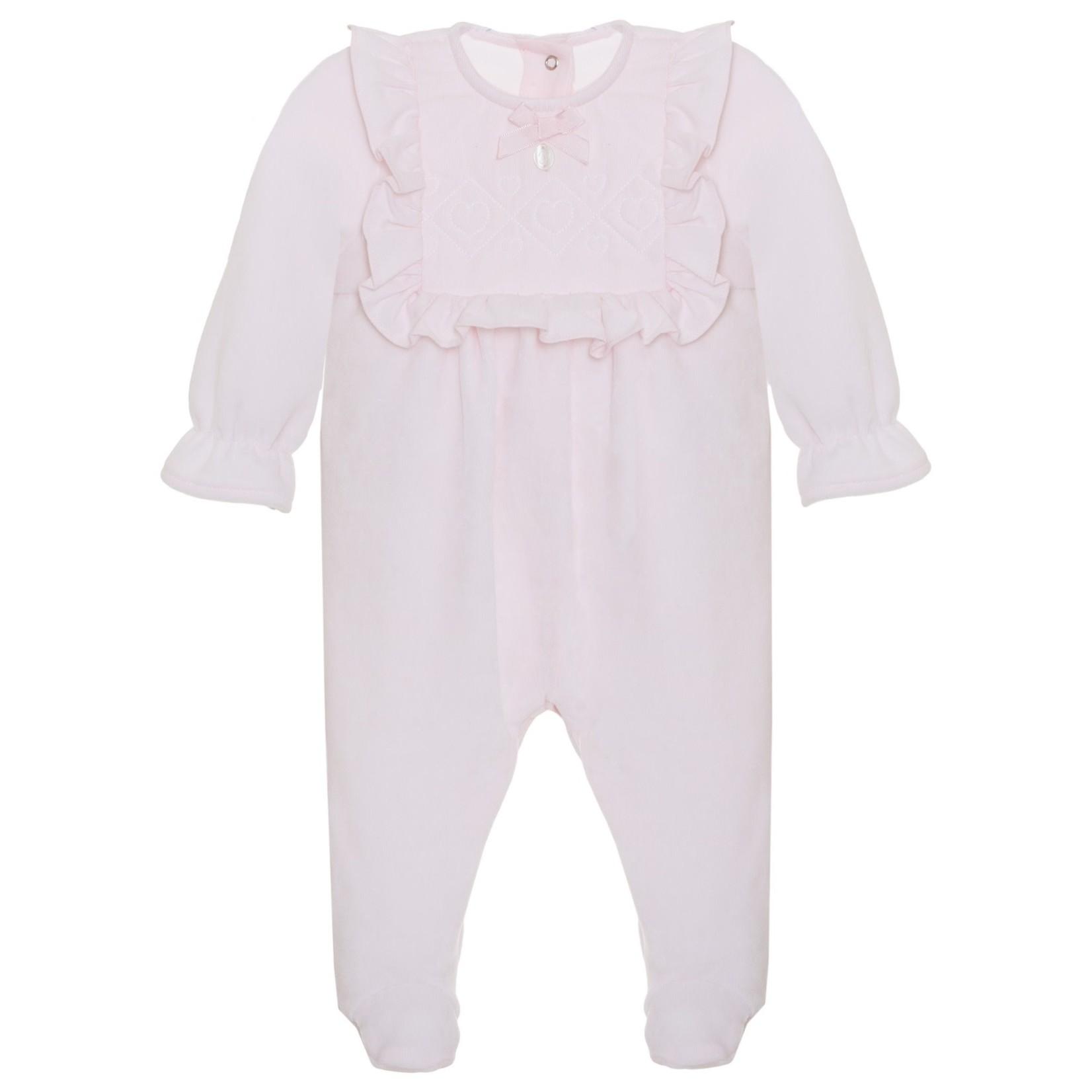 Newborn Baby Ruffle - Patachou