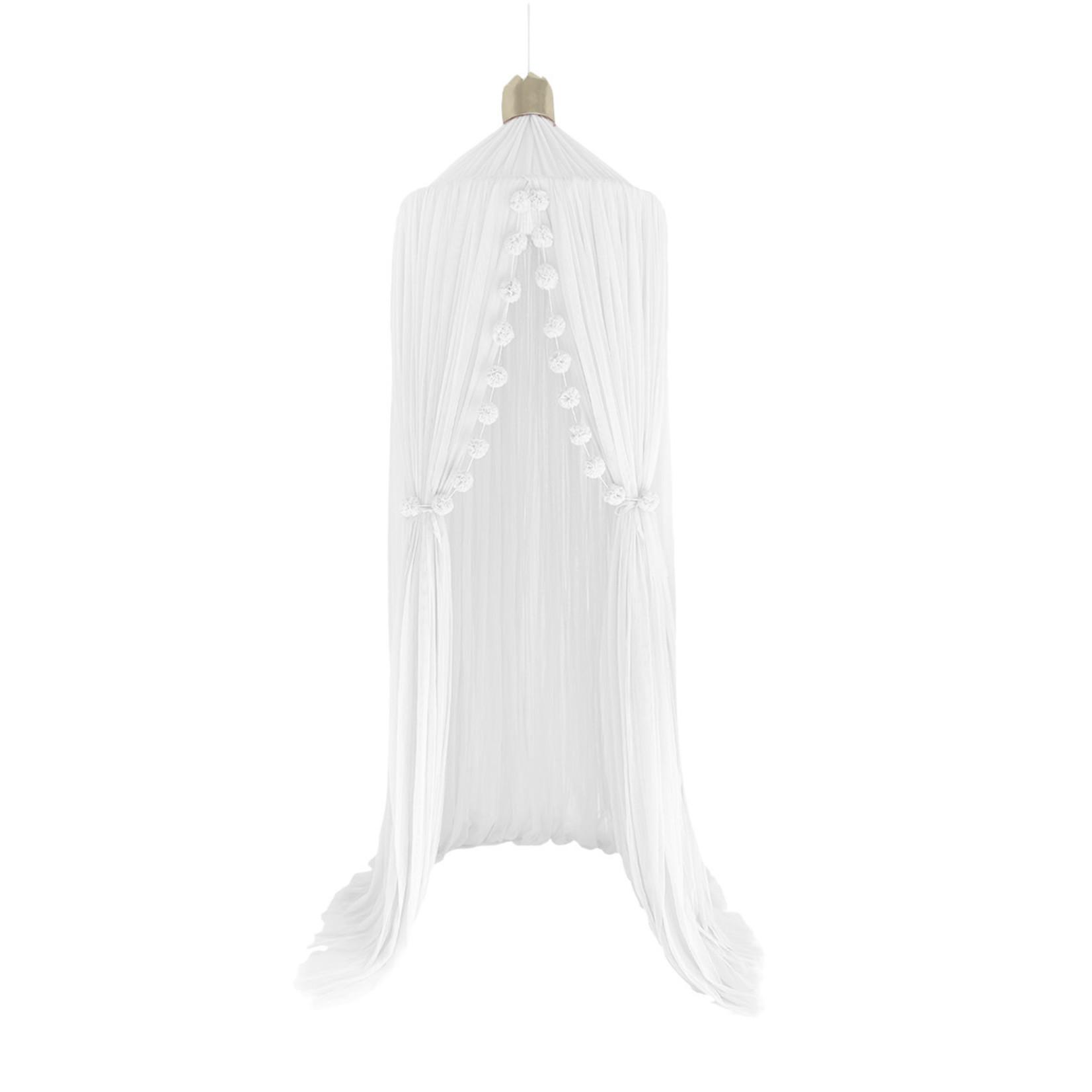 Dreamy Canopy White