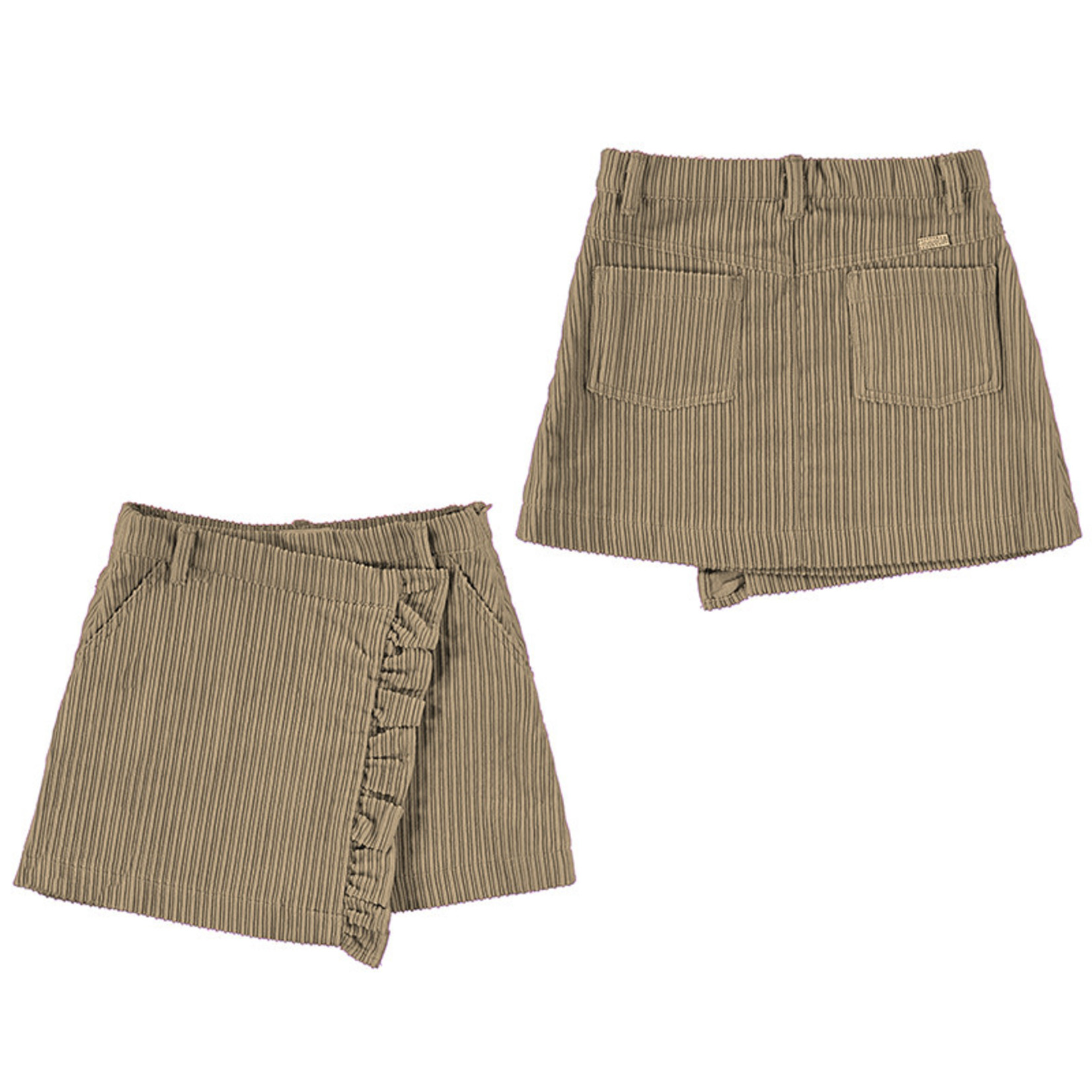 Mayoral Rib Skirt Girls - Mayoral