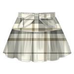 Skirt Short Steel Lurex - Mayoral