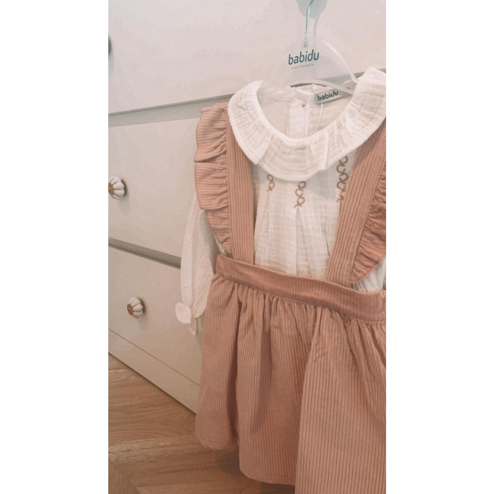Babidu Dress Tess Pink - Babidu