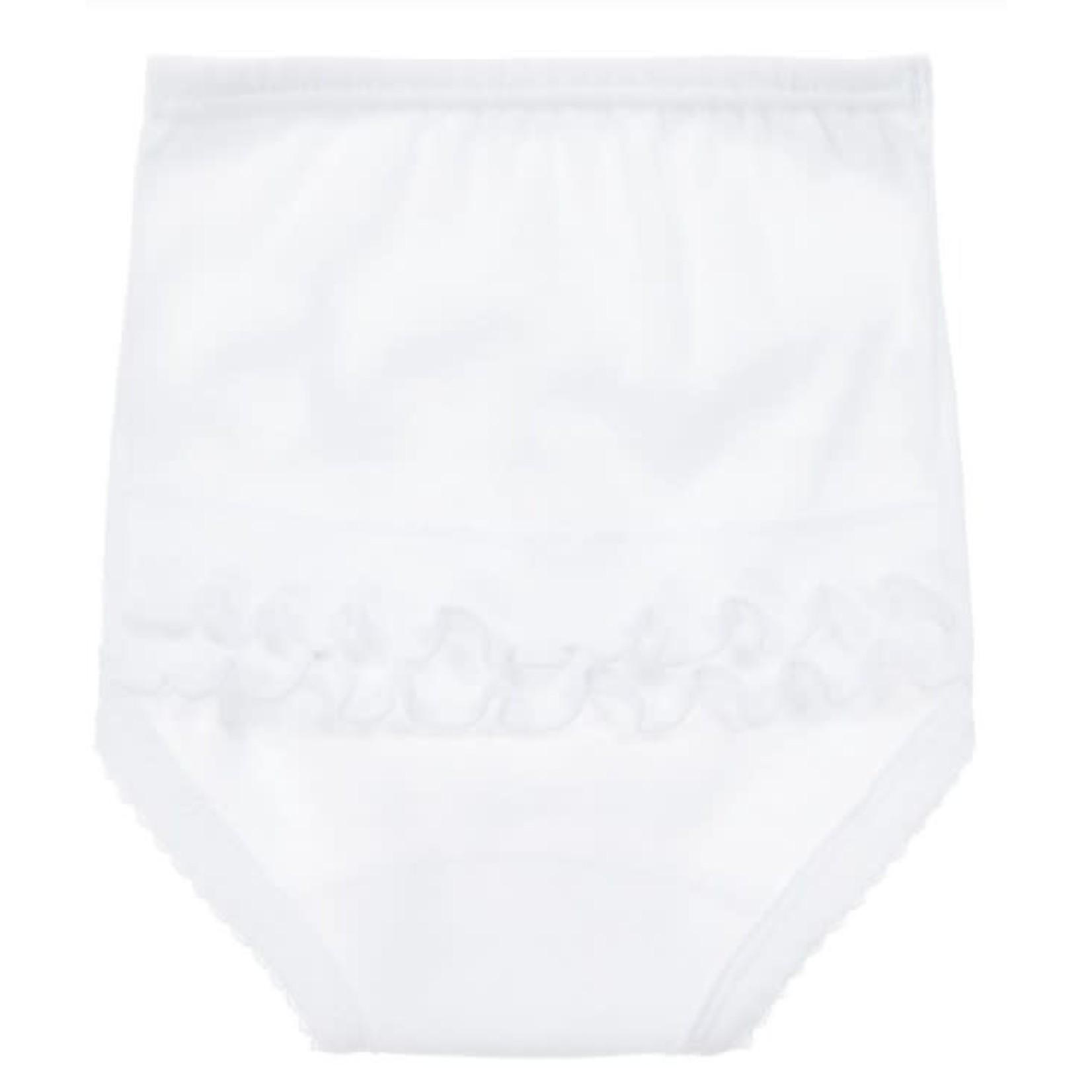 Babidu Underwear Ruffle White Babidu