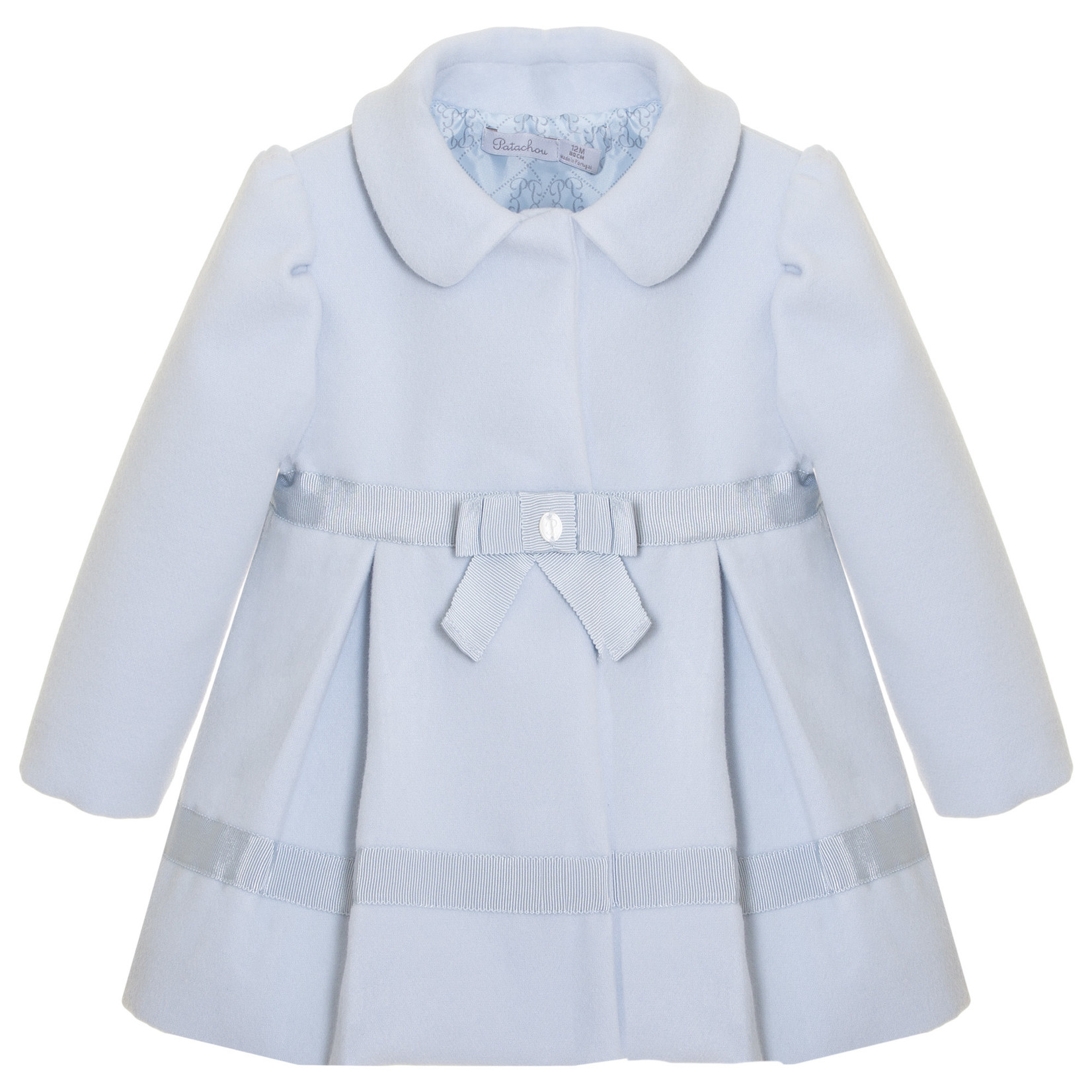 Patachou Jacket Baby Blue - Patachou