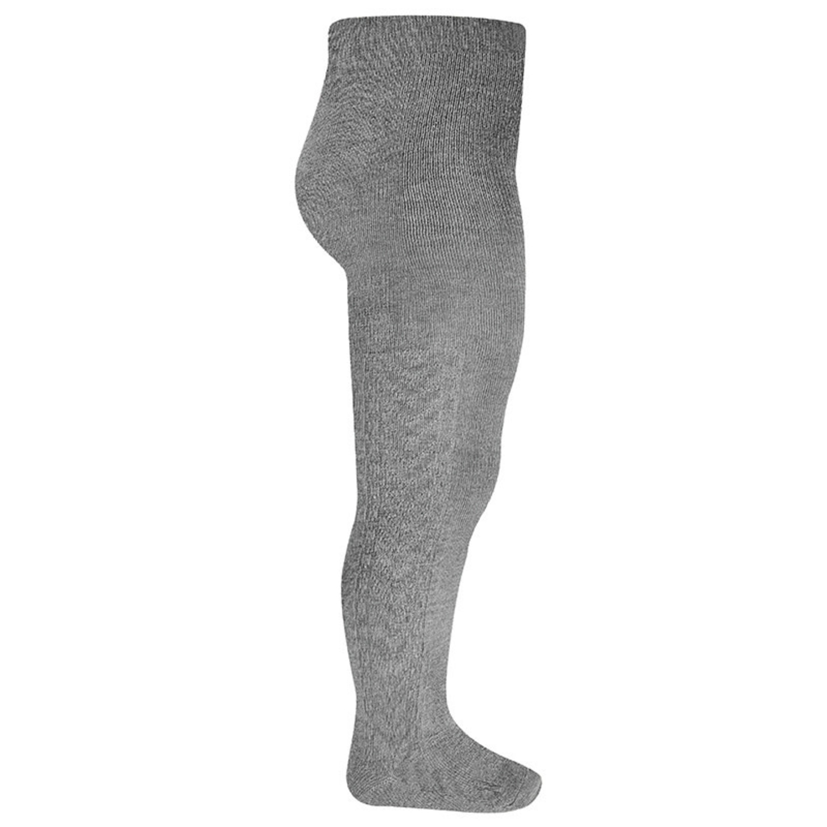 Condor Side Patterned Tights - Gray
