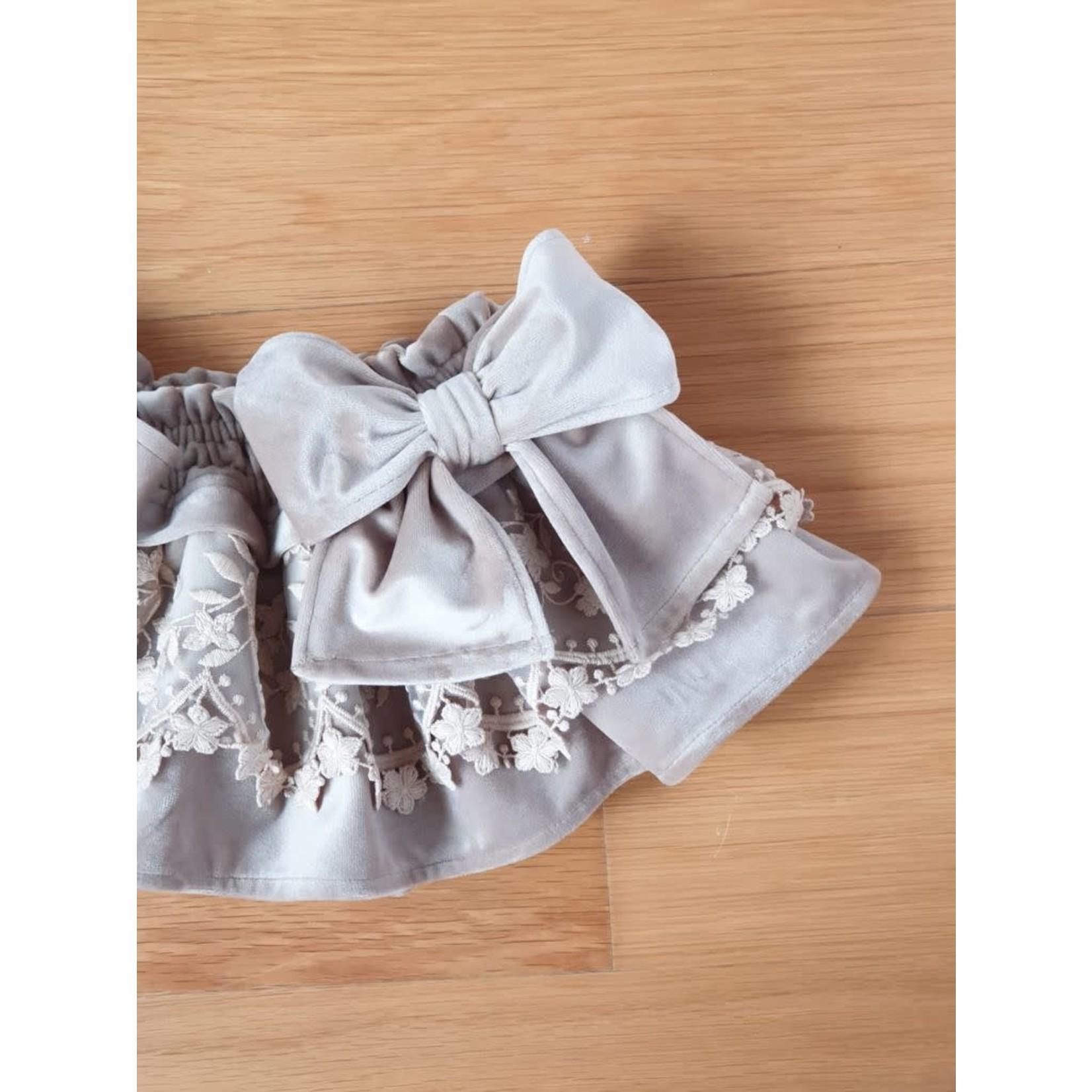 Petite Zara Bloomer Velvet Lace - Petite Zara