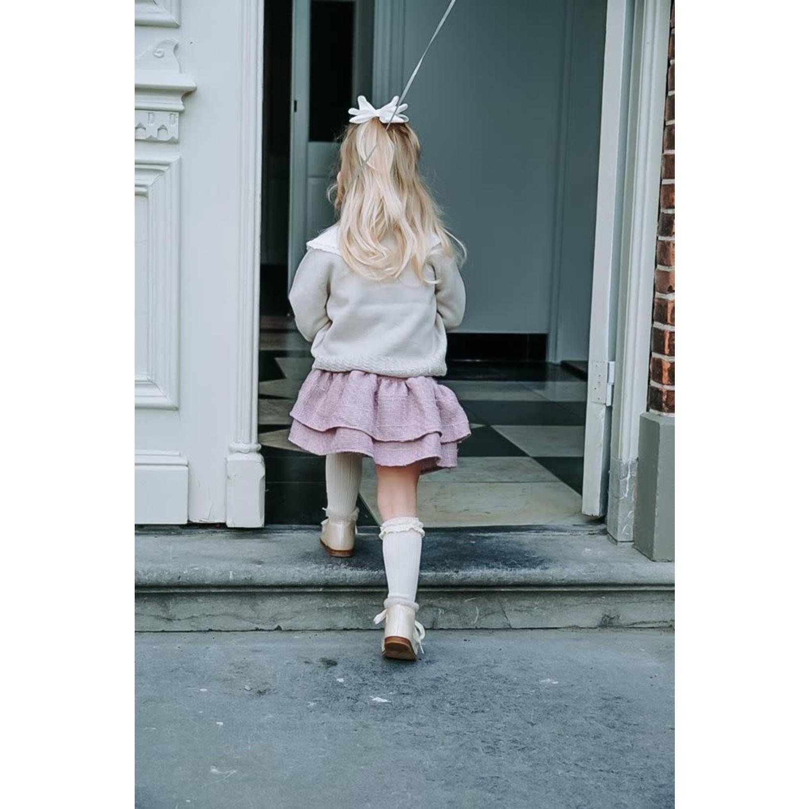 Petite Zara Luxe Bloomer Pink