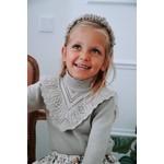 Petite Zara Knitted Sweater Beige - Petite Zara