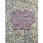 Petite Zara Knitted Cardigan Pink - Petite Zara