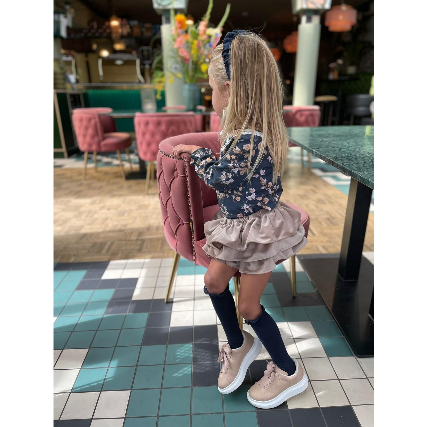 Petite Zara Bloomer Velvet - Petite Zara