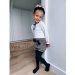 Petite Zara Short Navy Bow - Petite Zara