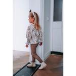 Petite Zara Suede Pants - Chocolate