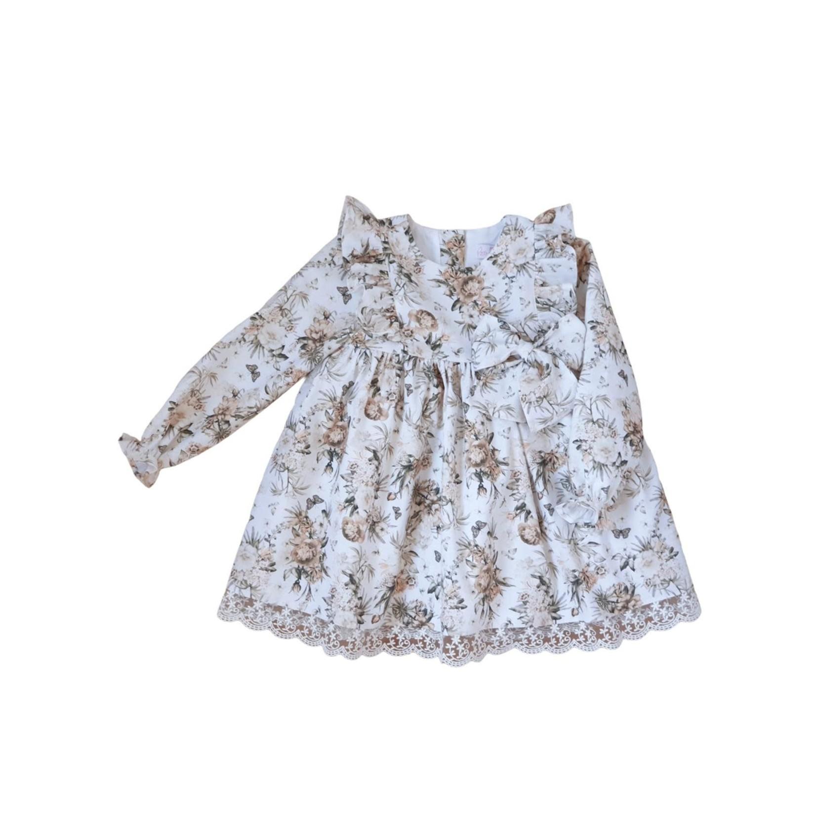 Petite Zara Dress Coco - Petite Zara