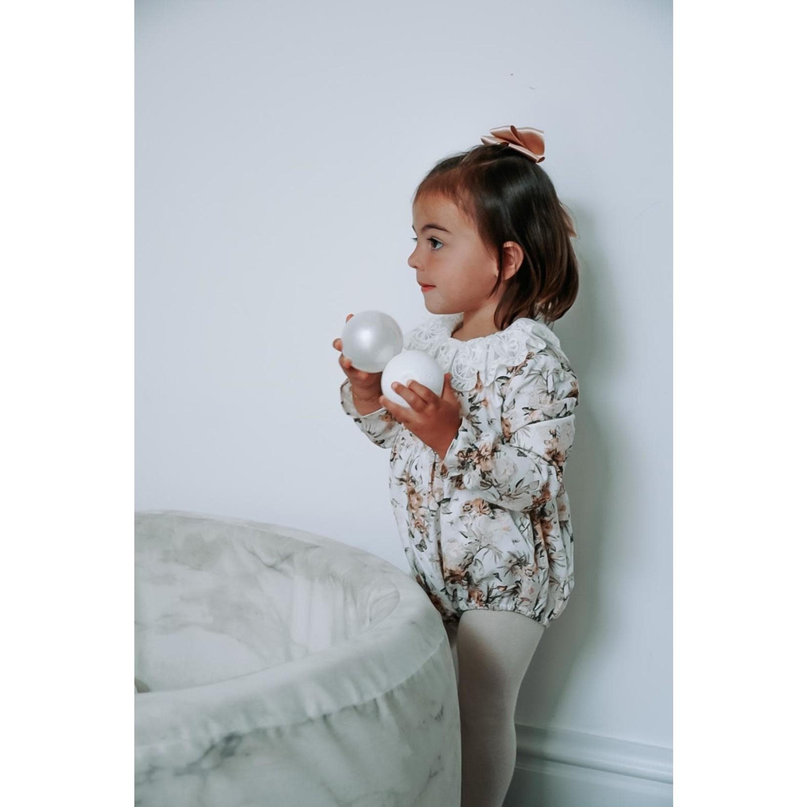 Petite Zara Coco Romper - Petite Zara