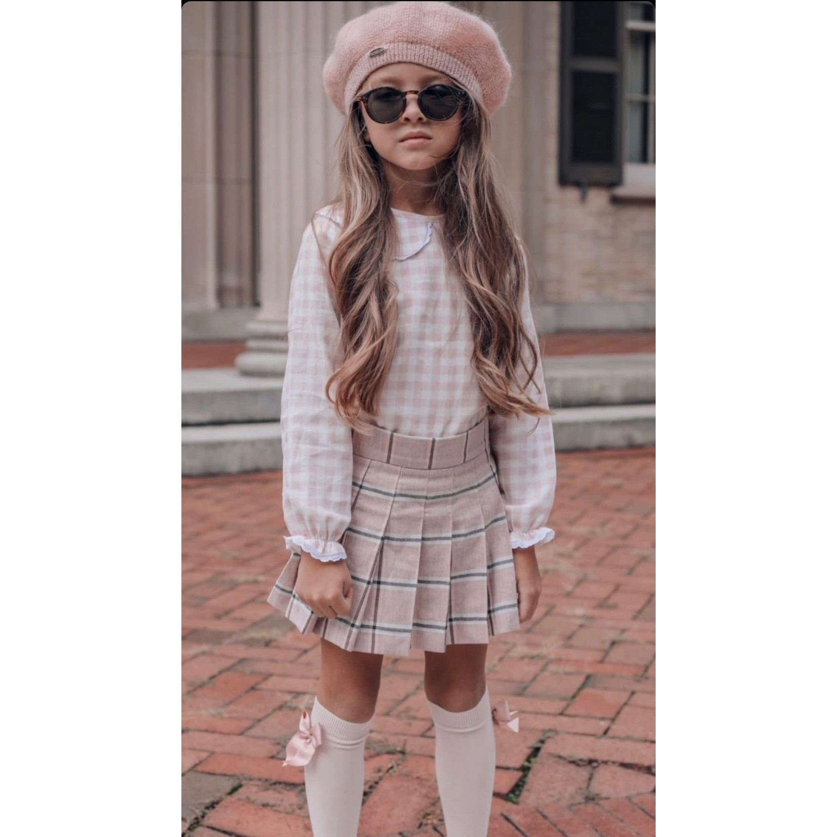 Petite Zara Skirt Pink - Petite Zara