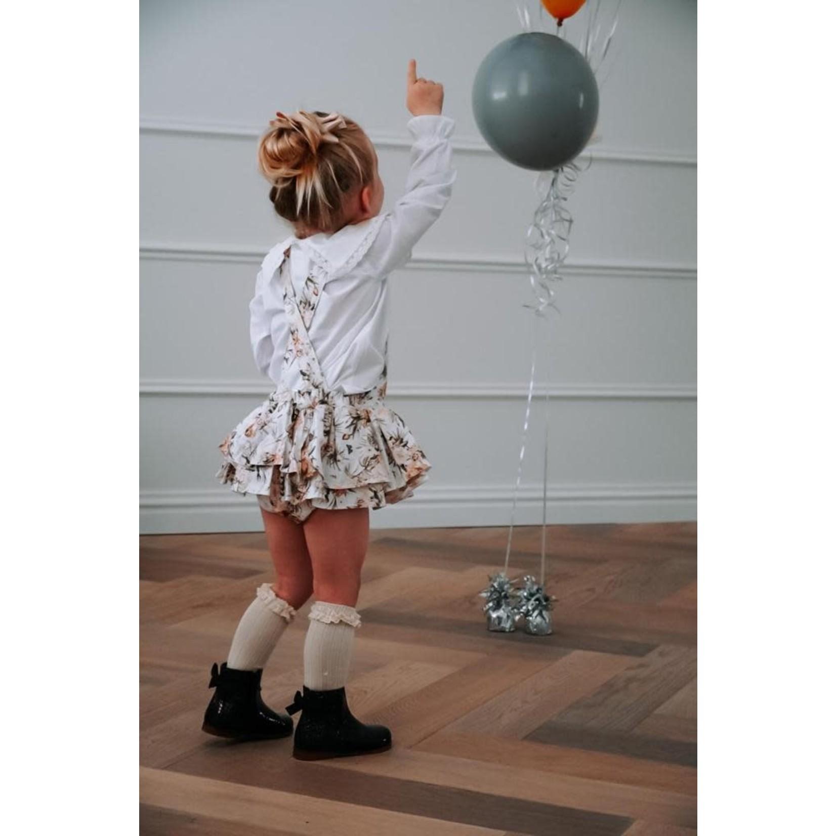 Petite Zara Ballerina Romper Coco - Petite Zara