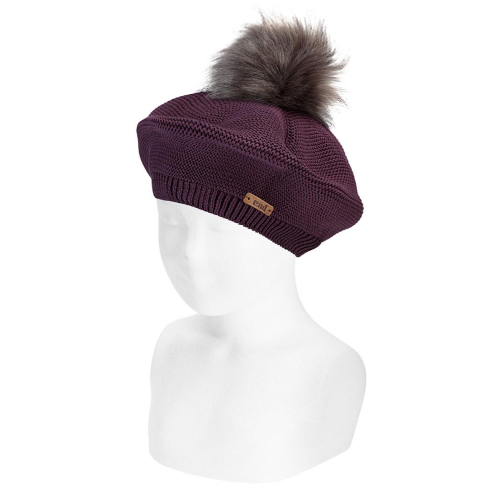 Condor Hat Polly - Condor Dark Purple