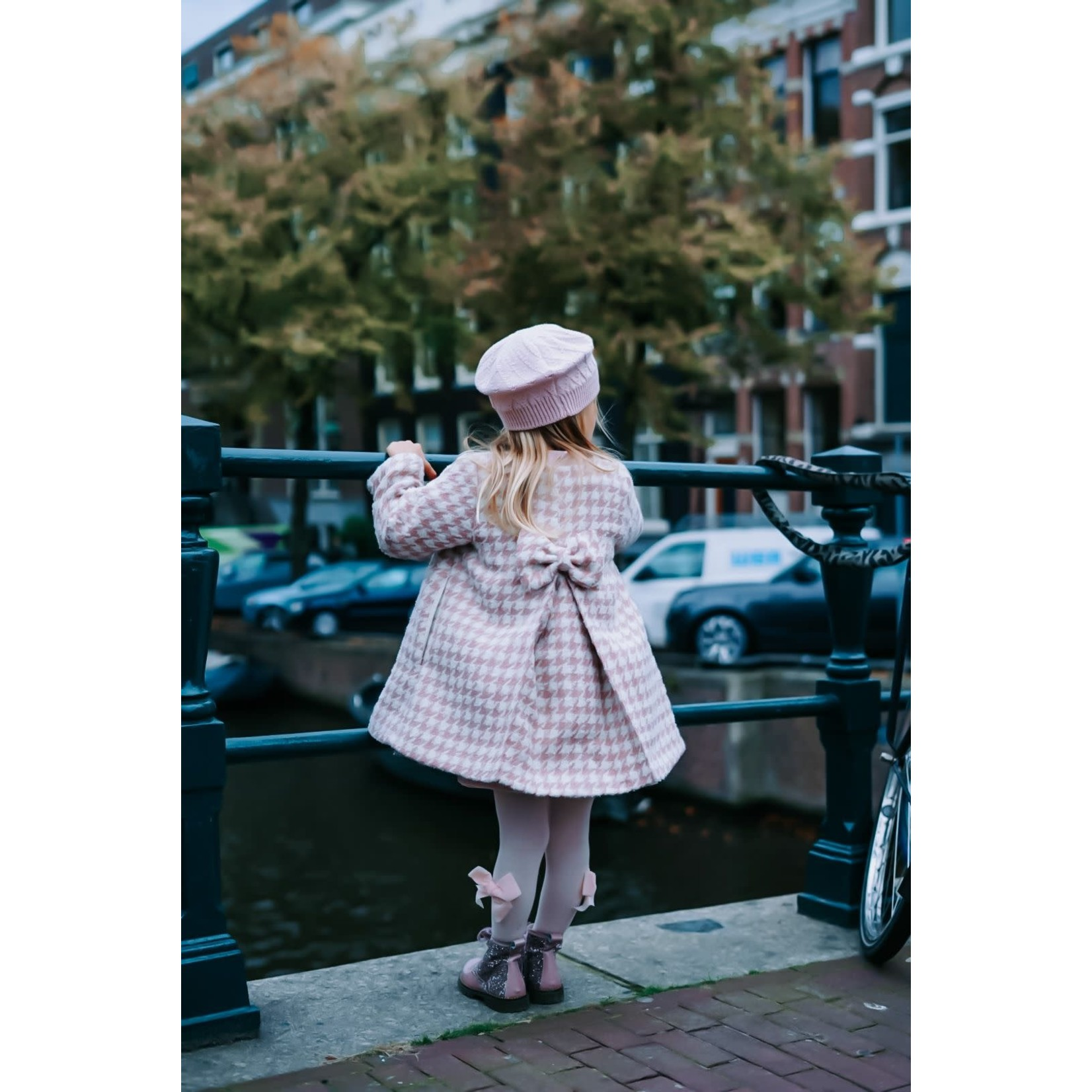 Petite Zara Jacket Pink - Petite Zara