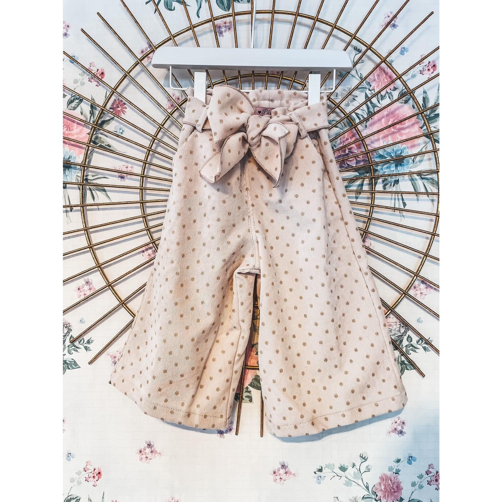 Phi Golden Dots Pants