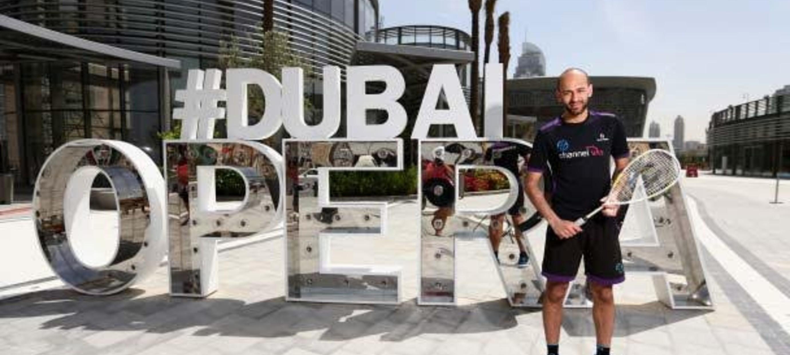 De line-ups zijn bekend voor de PSA Dubai World Series Finals