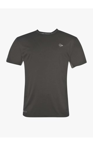 Dunlop Performance Shirt - Zwart