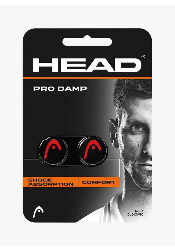 Head Pro Demper - 2 Stuks - Zwart / Rood