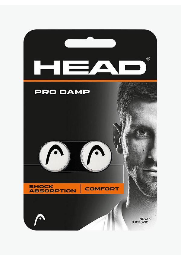 Head Pro Demper - 2 Stuks - Wit / Zwart