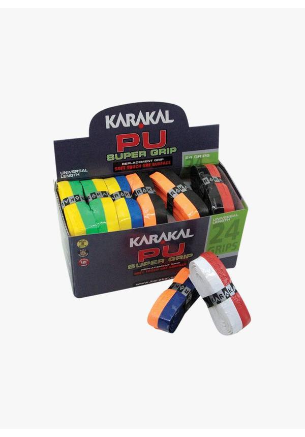 Karakal PU Super Grip Duo - 24 Stuks