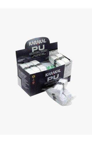 Karakal PU Super Grip Wit - 24 Stuks