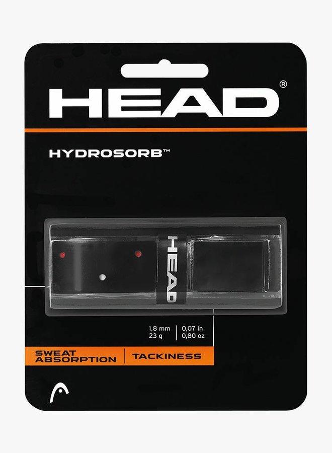 Head Hydrosorb Basisgrip - Zwart / Rood