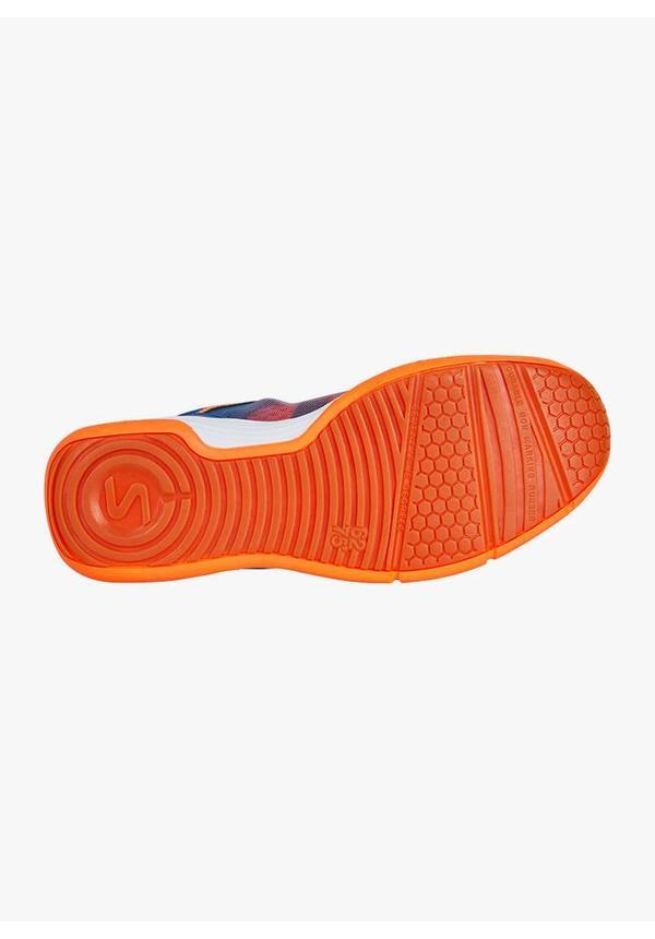 Salming Falco - Blauw / Oranje